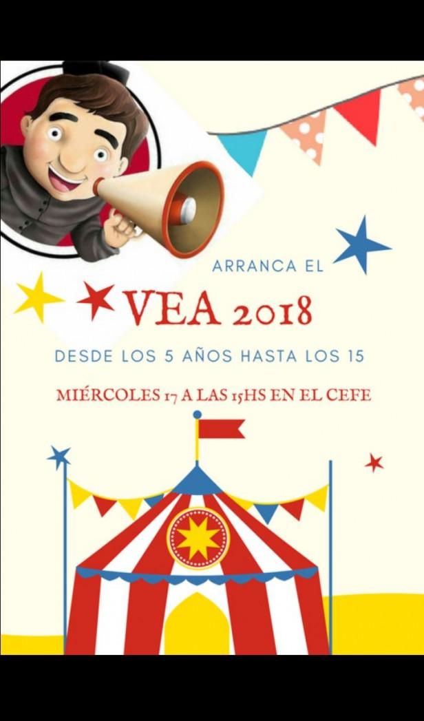 Comienza el VEA 2018 en el Ceferino