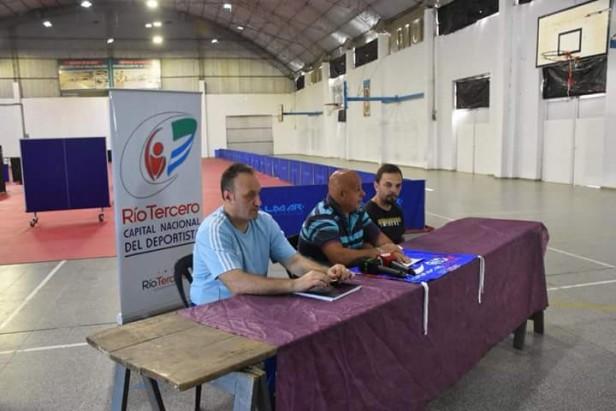 En Conferencia de prensa se presentó el Campeonato Nacional de Tenis de Mesa