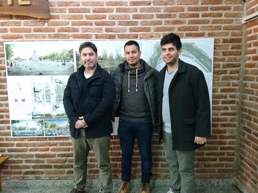 Se realizo la apertura de sobre para el Concurso de Ideas para el Balneario y la Plaza San Martin