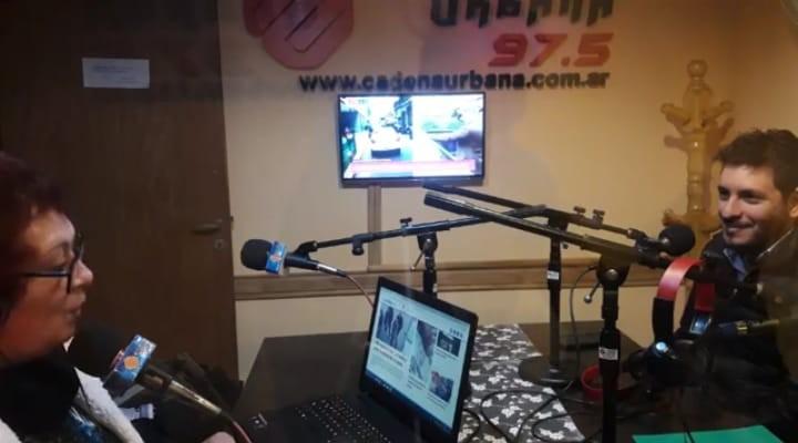 Entrevista a Marcos Ferrer Secretario de Obras Públicas
