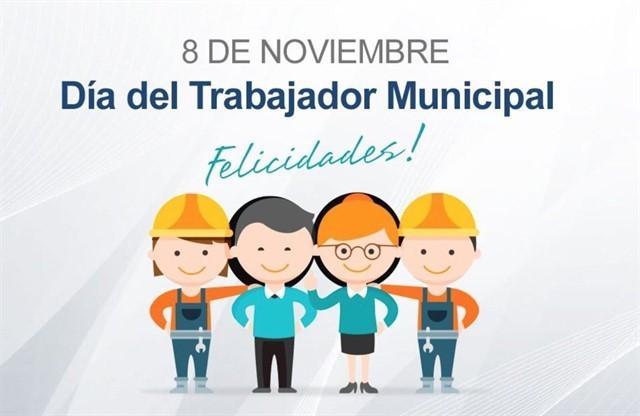 Hoy se festeja el Día del Empleado Municipal