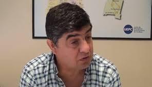 Gabriel Ferreyra (Secretario general de UEPC):