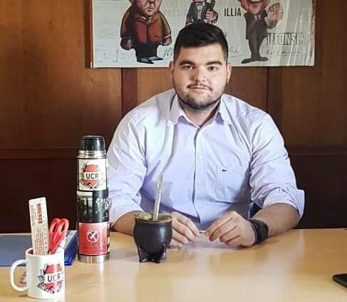 Lautaro Villafañe (Director de Gobierno):