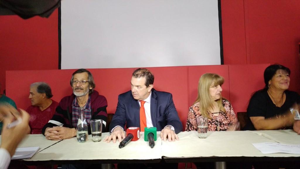 La comisión de Damnificados pide que se lleguen a completar con la documentación para presentar en Bs. As