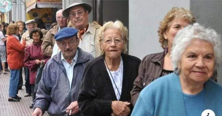 El viernes 28 cobran jubilados y pensionados provinciales