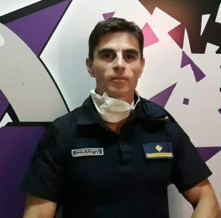 Sub comisario Victor Botta