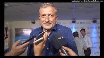 Hector Pichi Campana  (Agencias Córdoba Deportes) :