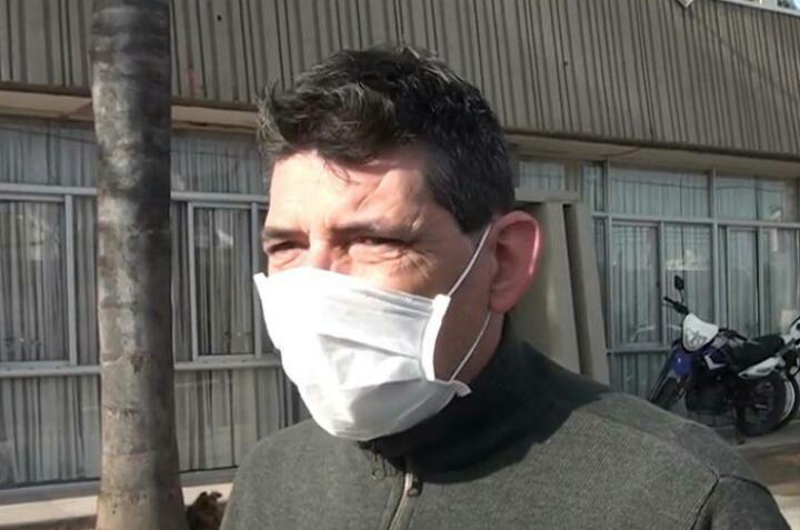 Miguel Canuto (Secretario de Seguridad y Medio ambiente):