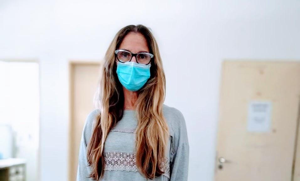 Silvina Cisneros (Secretaría de Salud):