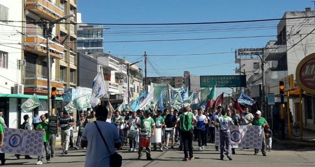 Paro Nacional del 6 de Abril.