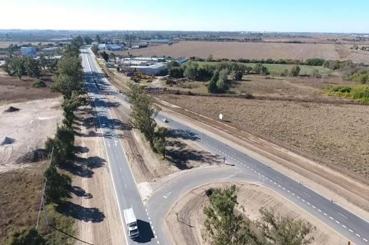 Mañana se llevará a cabo la Inaguración de las Luminarias Led en la Autovía Río Tercero - Almafuerte