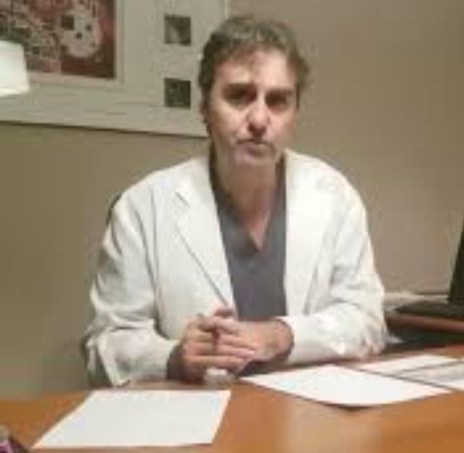 DR. JUAN PABLO PEIRONE: MUY MOLESTO POR EL DISCURSO DEL PRESIDENTE