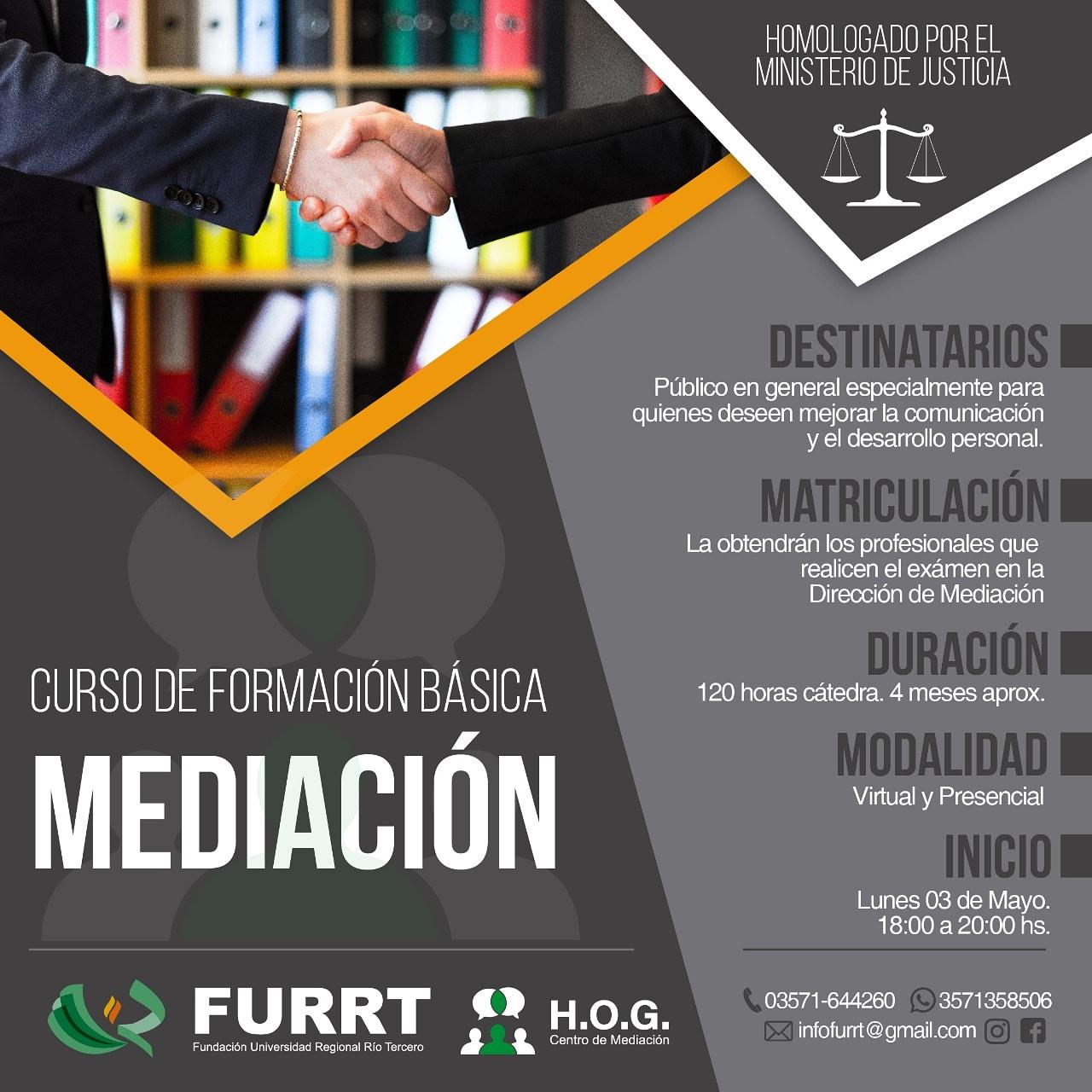 FURRT ofrece Nueva Capacitación sobre Mediación