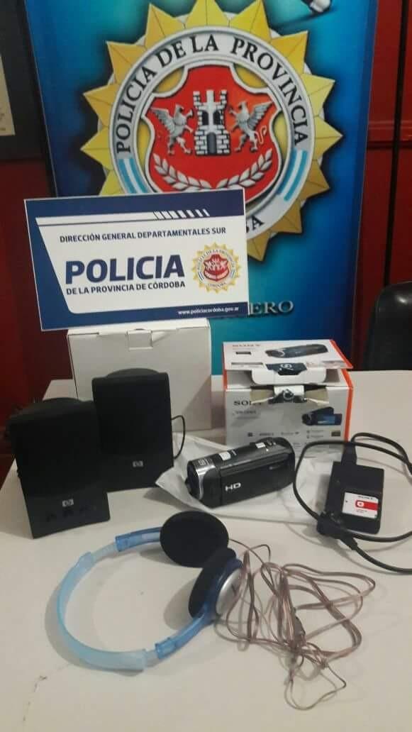 PARTE POLICIAL