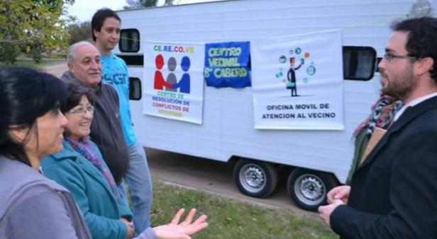 Elecciones en Barrio Cabero.
