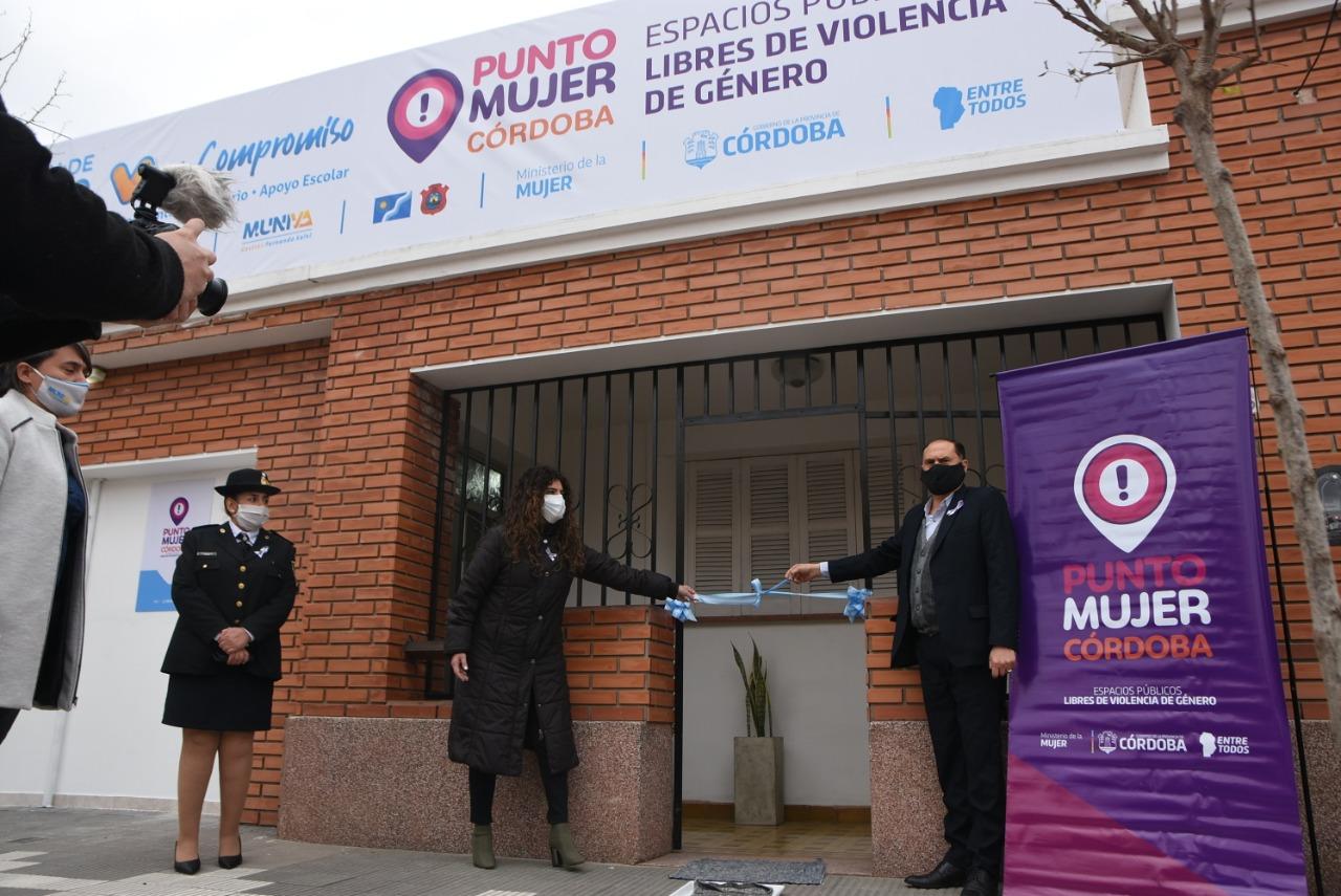 Villa Ascasubi inauguró Punto Mujer, Centro APS y la Dirección de Desarrollo Social