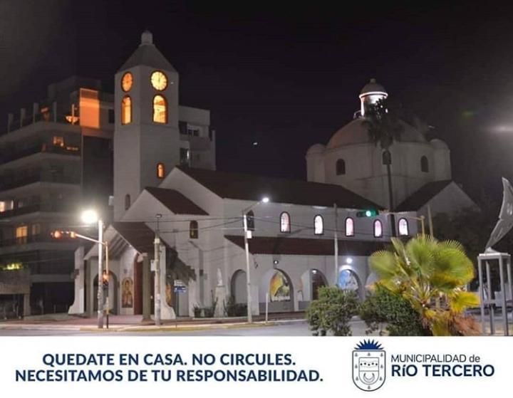 Informe Oficial: Río Tercero continúa sin casos de COVID-19, una persona sospechada de tener COVID-19