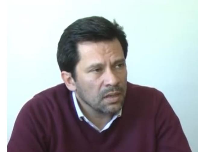 Pablo Amodei (Director del Hospital) Se hisoparon 7 personas de Almafuerte y 1 de Río Tercero