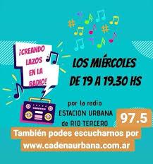 CREANDO LAZOS PROGRAMA MIÉRCOLES 3 DE JUNIO