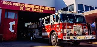 Bomberos Voluntarios de Rio Tercero incorporó 5 mujeres a su cuerpo activo.