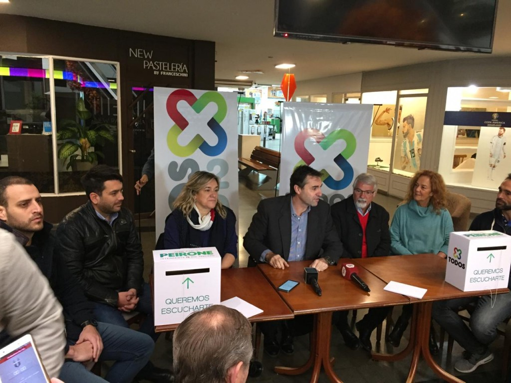 El Frente Todos llevara a cabo una Campaña para que vecinos puedan dar su opinión