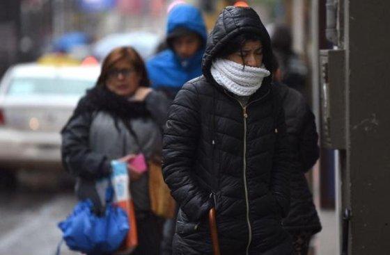Se viene una semana de frío polar: vuelven las temperaturas bajo cero