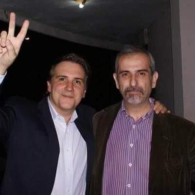 🔊Dr. Yamil Alejandro Mengo Becil referente de Martín Llaryora en Río Tercero.
