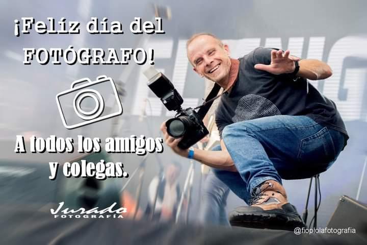 21 DE SEPTIEMBRE DÍA NACIONAL DEL FOTÓGRAFO: ENTREVISTA CON FABIÁN JURADO