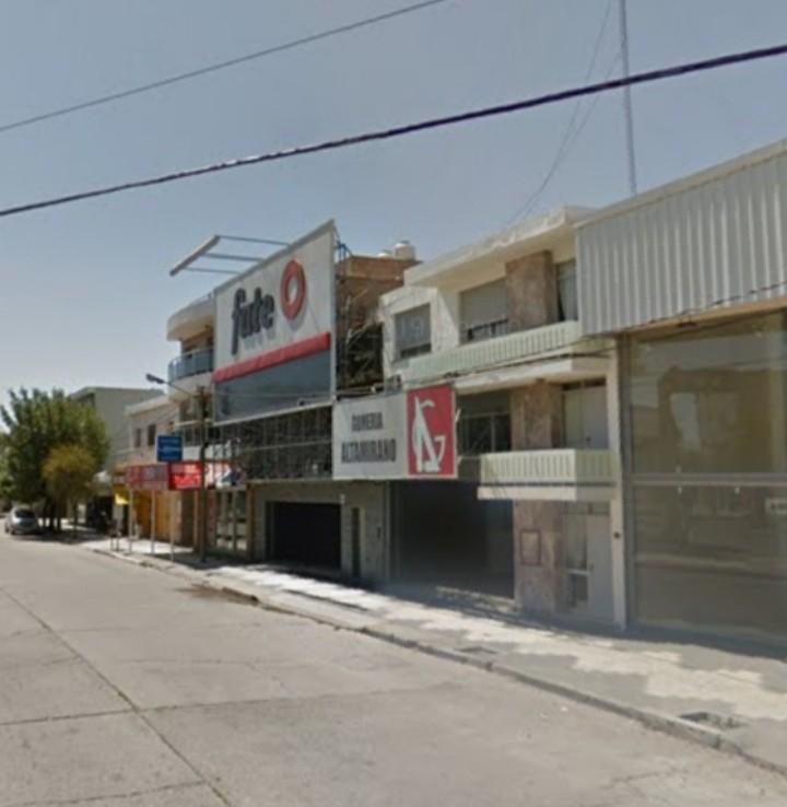 Robo en Calle Velez Sarsfield al 600